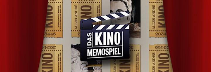 Mitmachen beim Kino-Memospiel