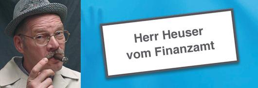 Herr Heuser ermittelt