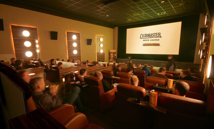 Clubmaster Movie-Lounge