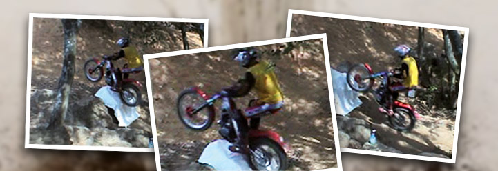 Video zur Motorradkunst