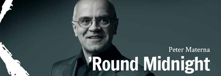 """Peter Materna spielt """"'Round Midnight"""""""