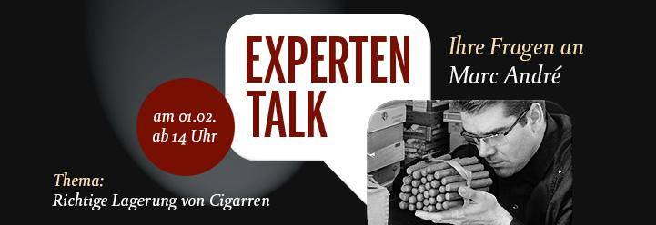 Experten-Talk mit Marc André