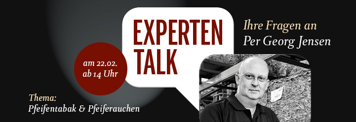 experten talk mit per georg jensen beendet. Black Bedroom Furniture Sets. Home Design Ideas