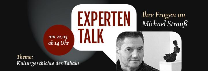 Experten-Talk mit Michael Strauß