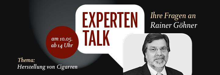 Experten-Talk mit Rainer Göhner