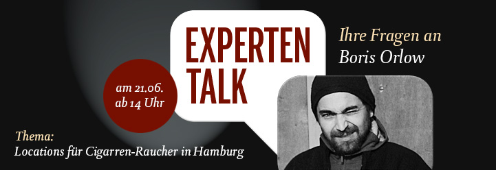 Experten-Talk mit Boris Orlow