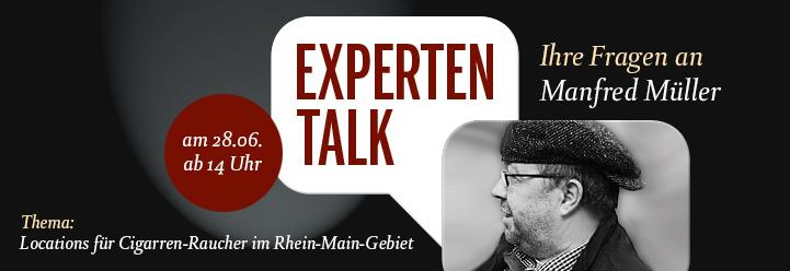 Experten-Talk mit Manfred Müller