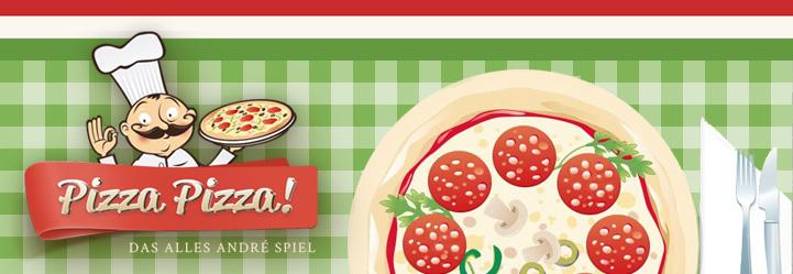Pizza-Pizza-Spiel: Gewinner stehen fest