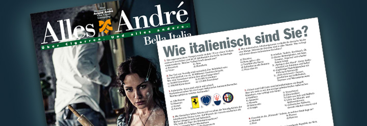 Auflösung Italien-Rätsel