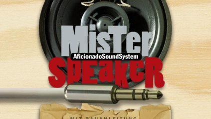 Lautsprecher aus der Zigarrenkiste: Aficionado Sound System