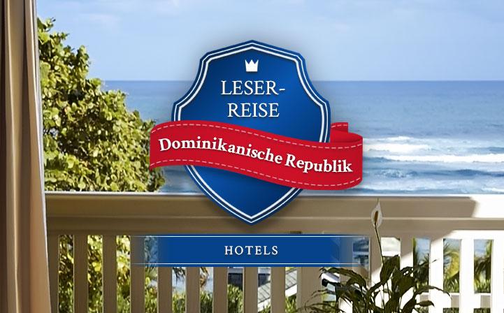 Leserreise Dominikanische Republik: Hotels