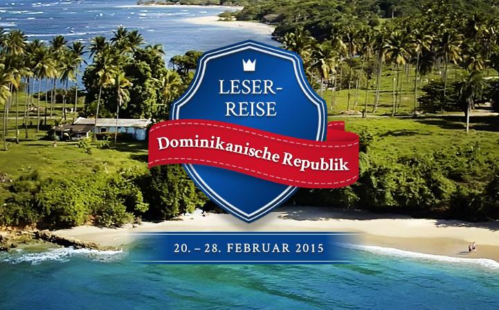 Leserreise Dominikanische Republik