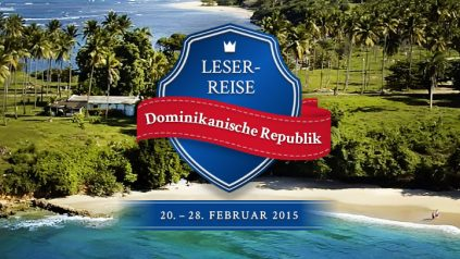 Leserreise Dominikanische Republik1