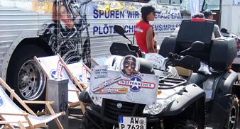 Fotos Truck-GP und MotoGP