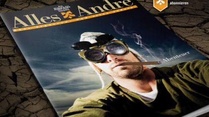 Inhaltsverzeichnis Abenteuer Ausgabe