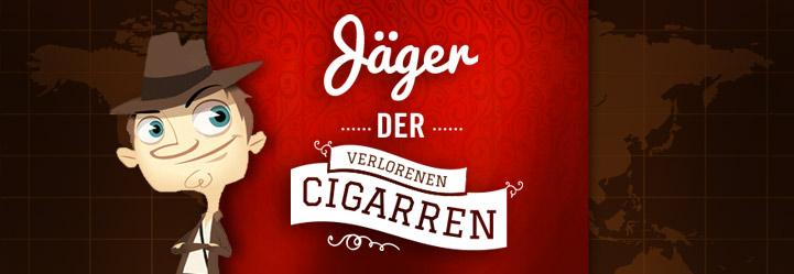 Jäger der verlorenen Cigarren