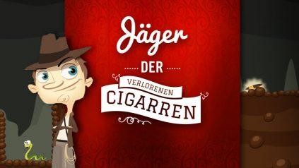 Jaeger Der Verlorenen Cigarren