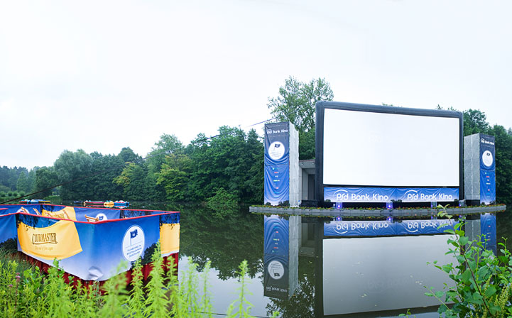 """""""Kino im Park"""" mit Clubmaster"""
