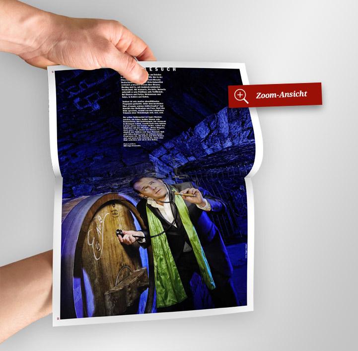 8 Freikarten für Ingo Konrads