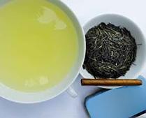 Zigarren und Sencha Tee aus Südkorea