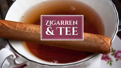Zigarren und Tee