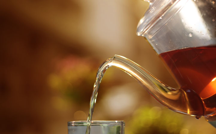 Wie man Tee richtig zubereitet