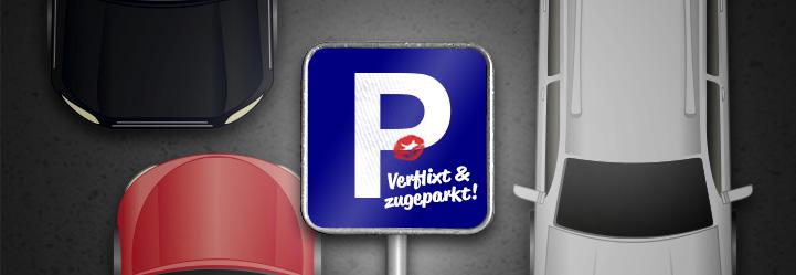 Verflixt und zugeparkt!