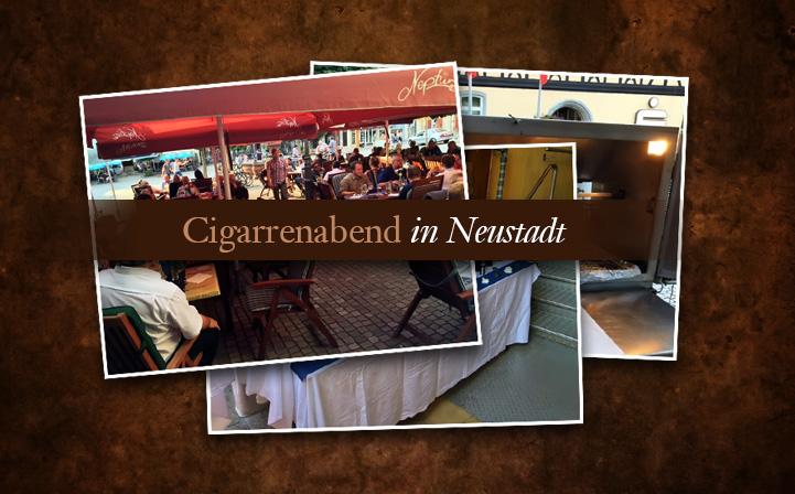 Zigarrenabend in Neustadt