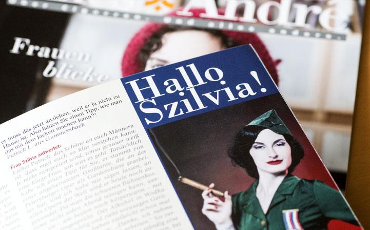 Hallo Szilvia!