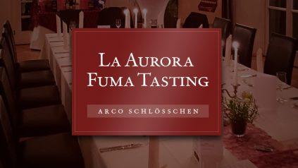 La Aurora Fuma Tasting