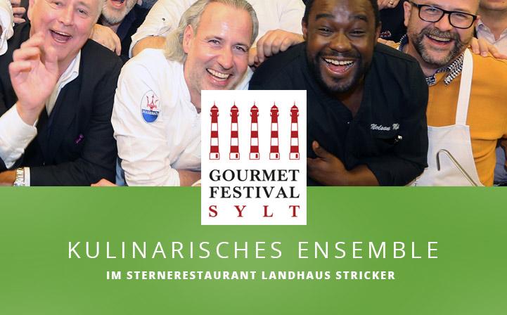 Ein kulinarisches Ensemble auf Sylt