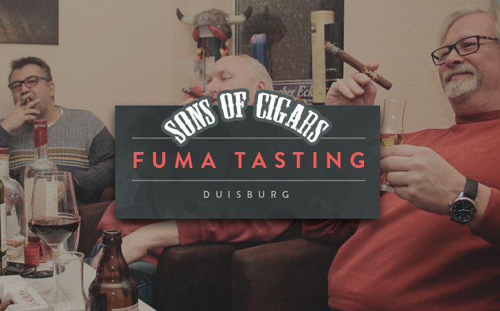 "Fuma Tasting bei den ""Sons of Cigars"""