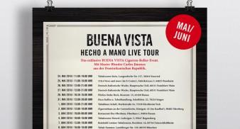 Poster zur Roller-Tour