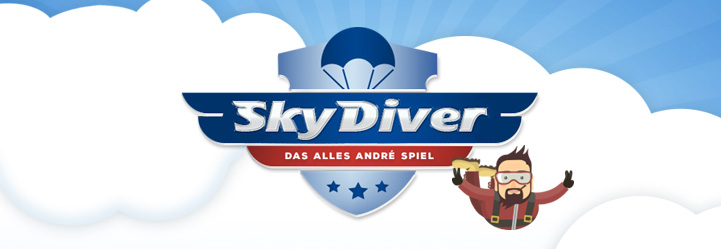 Alles André Skydiver-Spiel