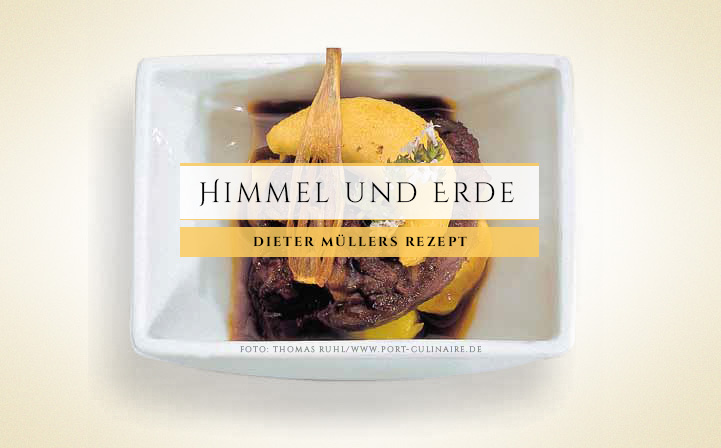 "Dieter Müllers ""Himmel und Erde"""