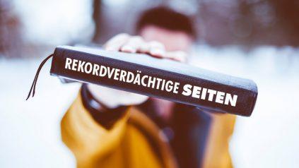 Rekordverdächtige Seiten: Die größten, teuersten und kleinsten Bücher