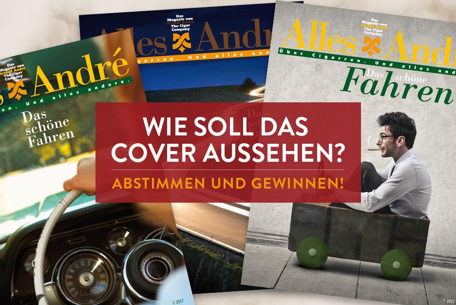 Cover abstimmen und gewinnen!