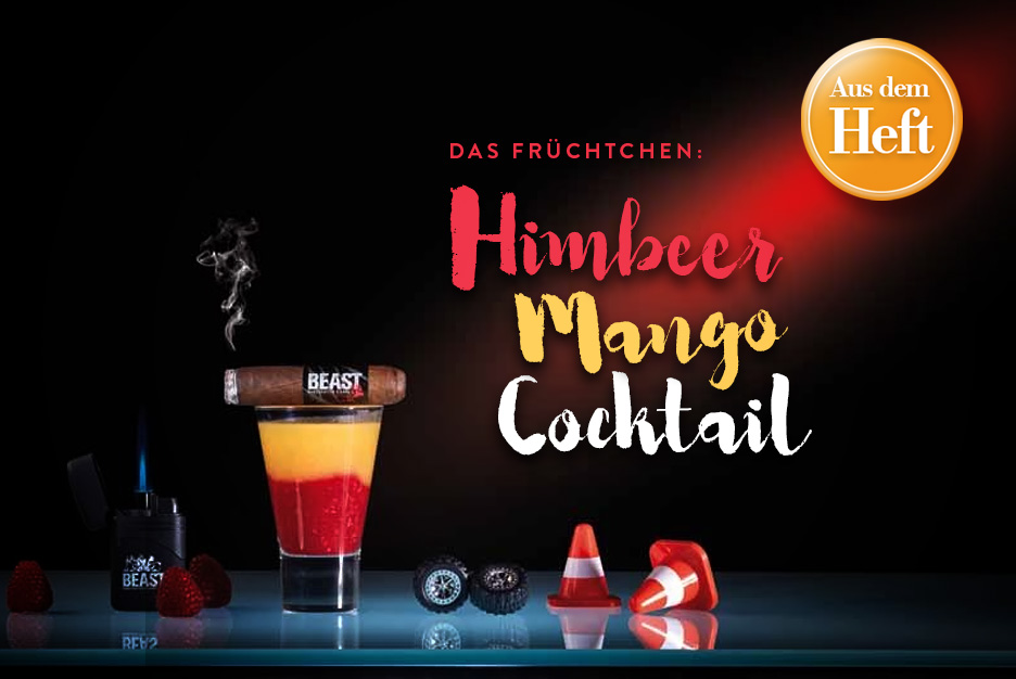 himbeer-mango-cocktail