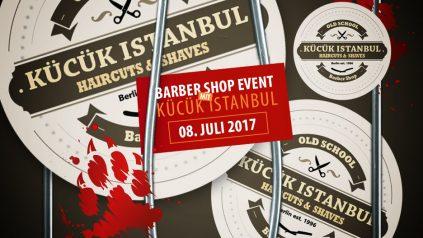 "BEAST im Bikini: Exklusiver ""Barber Shop Event"" mit KÜCÜK ISTANBUL"