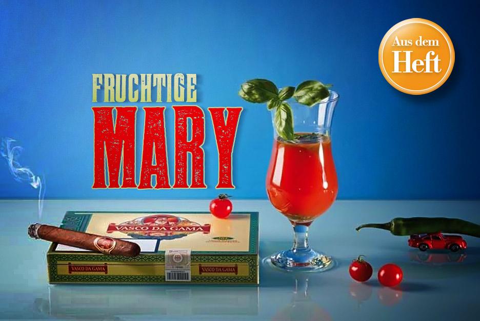 Rezept aus dem Heft: Fruchtige Mary