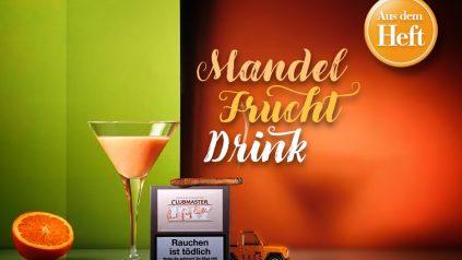 Mandel Frucht Drink
