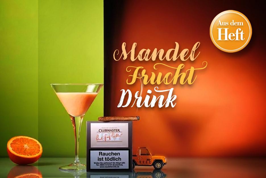 Rezept aus dem Heft: Mandel-Frucht-Drink