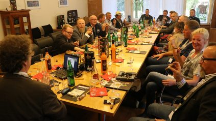 Deutscher Cigarrentag Tasting