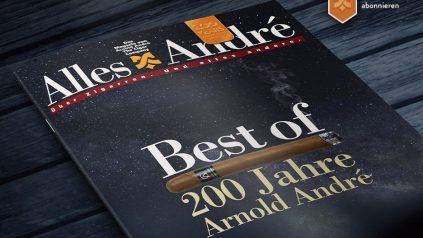 """Inhaltsverzeichnis zu """"Best of – 200 Jahre Arnold André"""""""