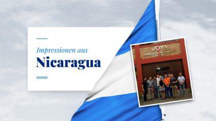 Besuch bei Joya de Nicaragua