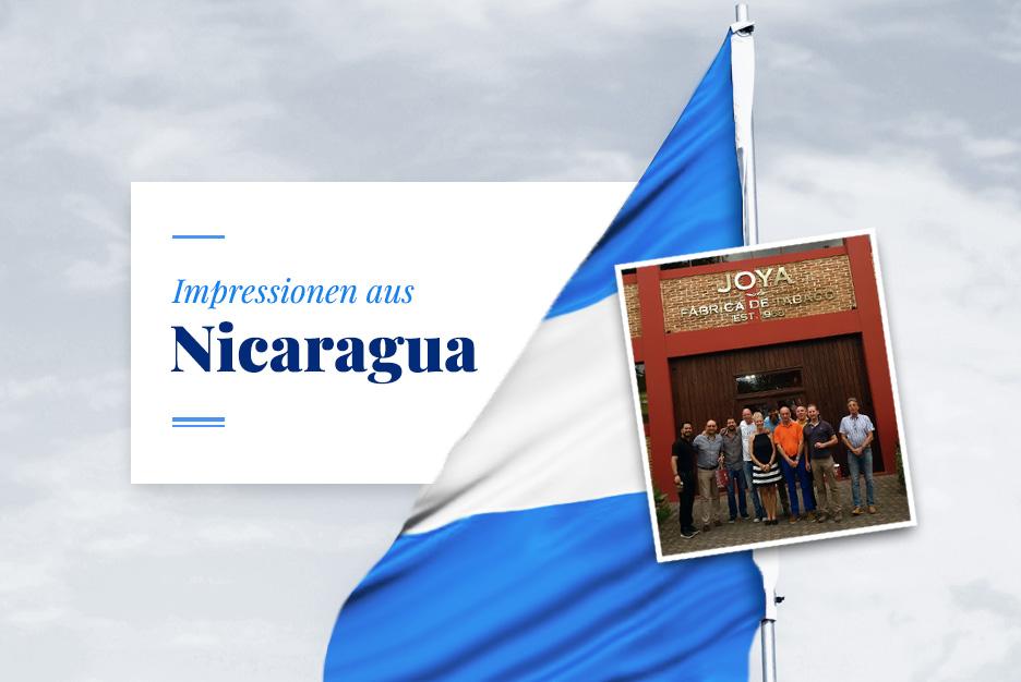 Besuch bei Joya de Nicaragua, der größten Zigarren-Manufaktur des Landes