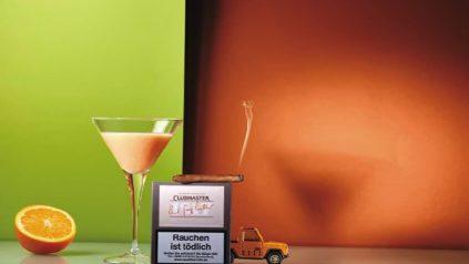 Clubmaster Cigarillos 1817 & Mandel Frucht Drink
