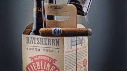 El Baton & Ratsherrn Pale Ale Craft Bier Thumb