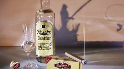 Handelsgold 100 K & Rosche Uralter Korn