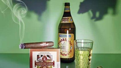 Vasco Da Gama Robusto Sumatra & Frankfurter Apfelwein